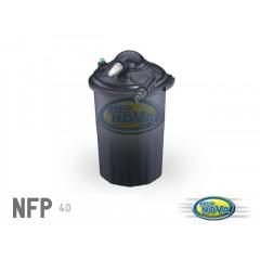 AQUA NOVA Filtr ciśnieniowy 40l, lampa UW 24W, oczko 20000l