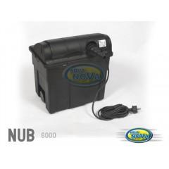 AQUA NOVA Filtr przelewowy do oczka max 6000l, lampa UW 9W