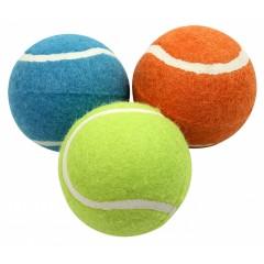 AQUA NOVA Piłki tenisowe pływające 6cm | 3sztuki w zestawie