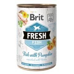 BRIT FRESH Fish & Pumpkin - Ryba z dynią 400g