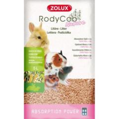 ZOLUX Rody'Cob Nature - podściółka roślinna 5l
