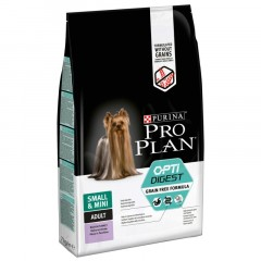 PURINA PRO PLAN Small & Mini Adult Sensitive Digestion OptiDigest - Indyk 7kg