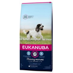 EUKANUBA Mature Medium Breed