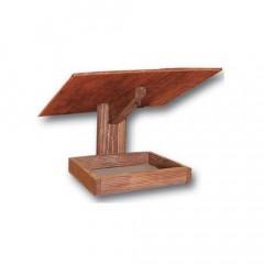 NATURAL-VIT Karmnik Drewniany typ B