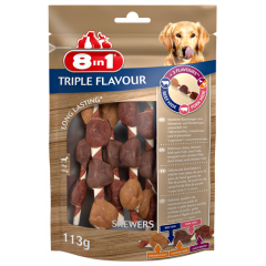 8in1 Przysmak 8in1 Triple Flavour XS