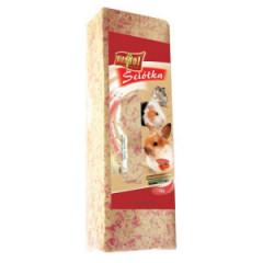 VITAPOL Trociny prasowane - truskawkowe 1,1kg (15l)