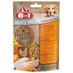 8in1 Przysmak DOG Freeze Dried Chicken 50g