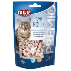 TRIXIE Premio Mini Sticks Kurczak / Ryż - przysmaki dla kota 50g