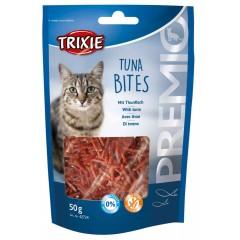 TRIXIE Premio Paseczki z tuńczykiem - przysmaki dla kota 50g