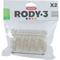 ZOLUX Tunel prosty RODY3 (2szt.)