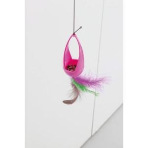 TRIXIE Wędka - zabawka na drzwi Snack Toy 9cm / 190cm