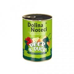 DOLINA NOTECI Superfood Jeleń i Kaczka