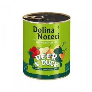 DOLINA NOTECI Superfood Cielęcina i Jagnięcina