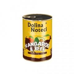 DOLINA NOTECI Superfood Kangur i Wołowina