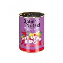 DOLINA NOTECI Superfood Sarna i Wołowina