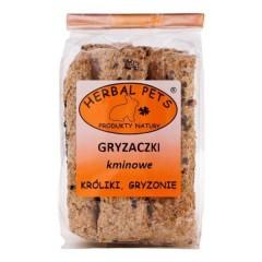 Herbal Pets Gryzak kminowy dla królików i gryzoni 160g