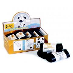 DINGO Worki biodegradowalne - 1 rolka (16 sztuk worków)