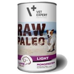 RAW PALEO Lamb Light Dog 400g (puszka) jagnięcina - niskokaloryczna