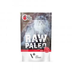RAW PALEO Adult Cat Beef 100g (saszetka) wołowina