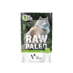 Edit: RAW PALEO Adult Cat Game 100g (saszetka) dziczyzna