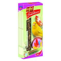 VITAPOL Smakers dla kanarka na pierzenie