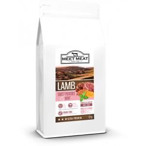 MEET MEAT Lamb, Sweet Potatoes & Mint