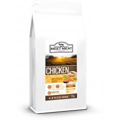 MEET MEAT Puppy Chicken, Sweet Potato & Carrots & Peas
