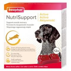 BEAPHAR NutriSupport Active (Aktywność) - dla psa 12szt.