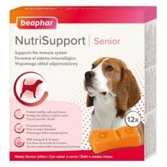 BEAPHAR NutriSupport Senior - dla psa 12szt.