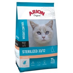 ARION Original Cat Sterilized Salmon