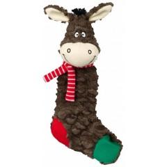 TRIXIE Zabawka świąteczna - osioł / owca 32cm
