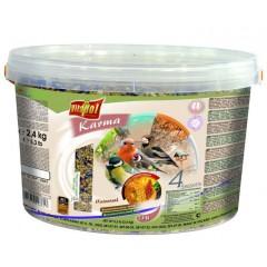 VITAPOL Karma dla ptaków wolnożyjących - 4 pory roku Uniwersalna 2,5kg