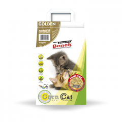 SUPER BENEK Corn Cat - Golden