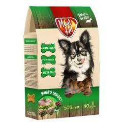 MEAT HIT Dental Care - mięsne ciastka dla psów 110g