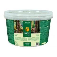 GARDEN & FUN Karma dla wiewiórek - 4 pory roku 2,1kg (wiaderko)