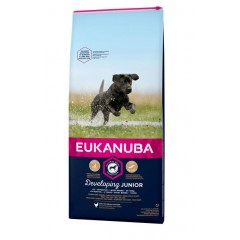 EUKANUBA Developing Junior Large and Giant Breed