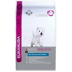 EUKANUBA West Highland White Terrier 2,5kg