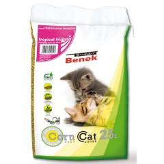 SUPER BENEK Corn Cat Zapachowy - Owoce Tropikalne