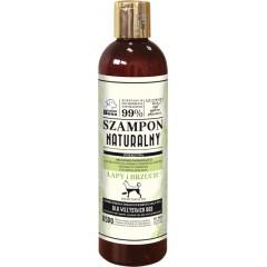 SUPER BENO Naturalny szampon - łapy i brzuch 300ml