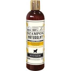 SUPER BENO Naturalny szampon - długi włos i sierść 300ml