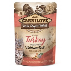 CARNILOVE CAT Pouch Trout and Echinacea 85g