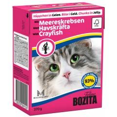 BOZITA Raki - kawałeczki mięsa dla kotów 370g (galaretka)