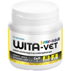 EUROWET Wita-Vet Ca/P 2 (8g) 30tabl.