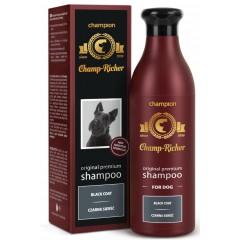 CHAMP-RICHER - szampon czarna sierść 250ml