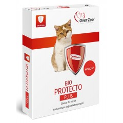 OVER ZOO Obroża Bio Protecto PLUS dla kociąt 35cm