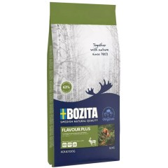 BOZITA Flavour Plus 12kg