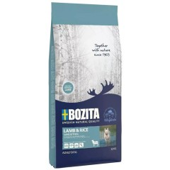 BOZITA Lamb and Rice Wheat Free