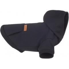 AMIPLAY Bluza z kapturem TEXAS - czarna