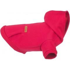 AMIPLAY Bluza z kapturem TEXAS 30 cm - Czerwony