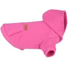 AMIPLAY Bluza z kapturem TEXAS 30 cm - Różowy